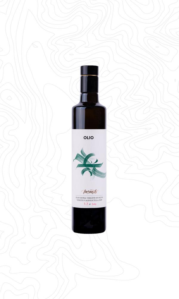 Extra virgin olive oil Grignano