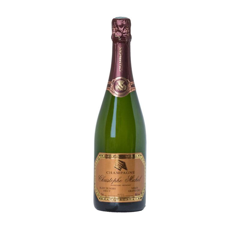 Champagne Blanc de Noirs Christophe Michel