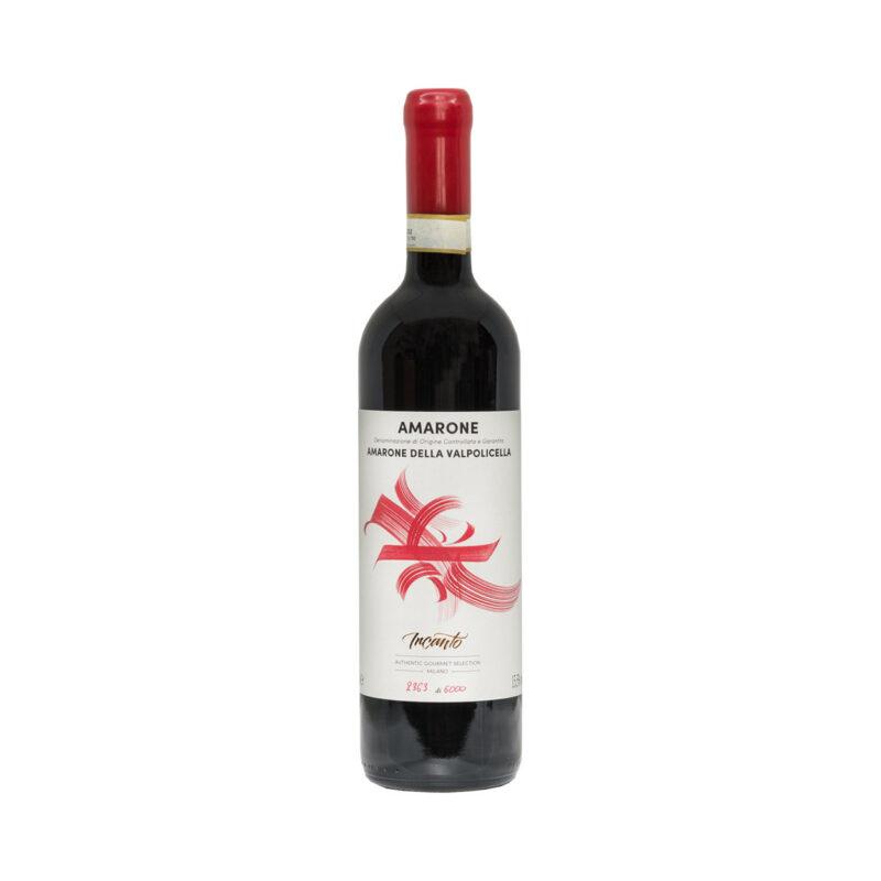 Bottiglia di vino Amarone